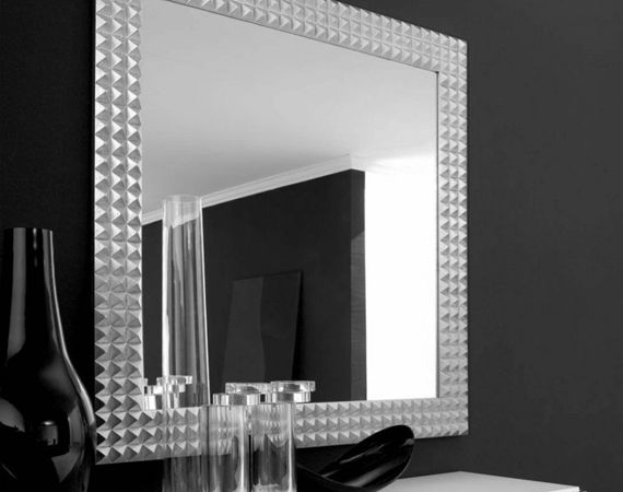 3D Crystal Mirror